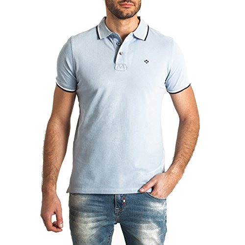 Marville - POLO PARKS SS17 - uomo Dusty