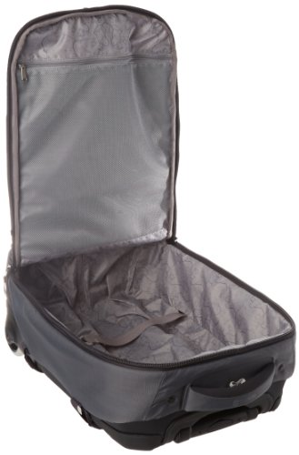 Pacsafe Toursafe Exp21 H 55cm Wheeled Carry On Reisetasche, 54 cm, 41,5 Liter, Schwarz 100 Storm Grey