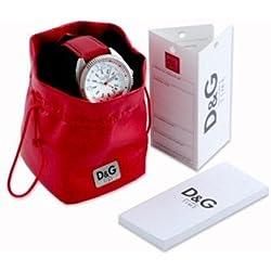 Dolce & Gabbana - DW0303 - Montre Homme - Chronographe - Bracelet Acier