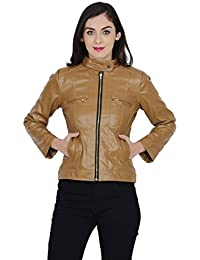 2afcd791b43 Leather Women s Jackets  Buy Leather Women s Jackets online at best ...