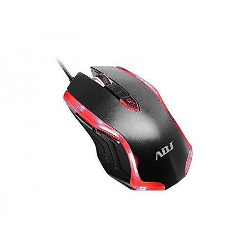 ADJ 510-00020 Mouse da Gaming con Illuminazione LED