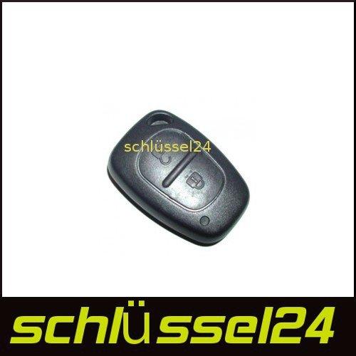 guscio chiave chiave telecomando Renault Trafic Master Modus Kangoo Clio