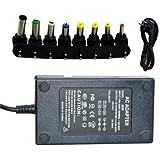 12V/15V/16V/18V/19V/20V/24V Output Universal AC DC Power Adapter Charger