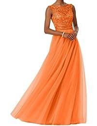 Festliche kleider orange