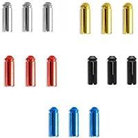 BIPY protectores de plumas para dardos Harrows–Vuelo de colores pantalla dardos juego juego de accesorios (5set/15piezas)