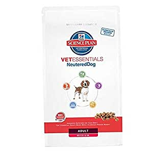 Hill's Vetessentials Neutered Dog Adult Medium 2 X 10 kg