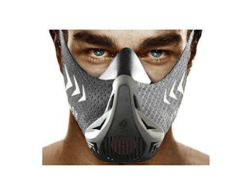 Moxi Máscara De Entrenamiento Simulador De Alta...