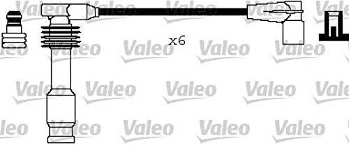 Preisvergleich Produktbild Valeo 346279 Zndkabelsatz