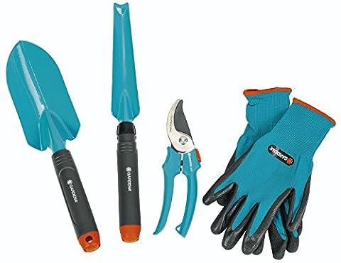 Gardena 03085-20 Hand Tool Starter Kit -