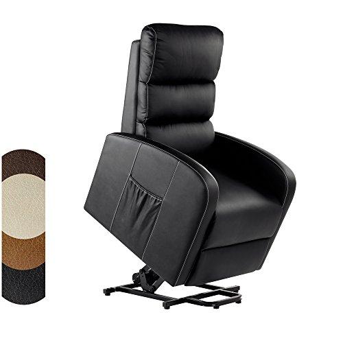 Poltrona massaggiante sollevapersona total relax for Poltrona massaggiante amazon
