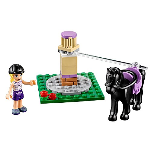LEGO 41126 Friends Heartlake Riding Club Construction Set – Multi-Coloured