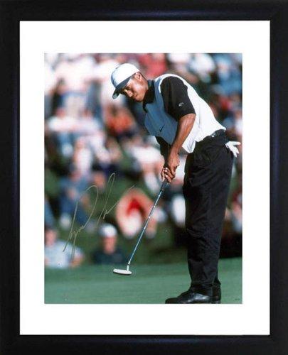 Tiger Woods foto incorniciata