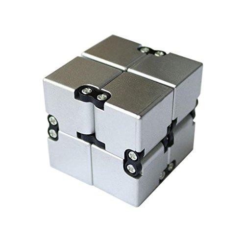 Preisvergleich Produktbild Coolster Anti Angst Stress Relief Infinity Transform Cube -SL
