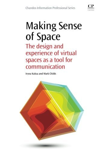 Making Sense of Space: The Design and Experience of Virtual Spaces as a Tool for Communication (Chandos Information Professional Series) by Iryna Kuksa (2014-04-18)