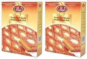 منتجات المخبوزات الحلوة والمالحة من شركة العلالي - وزن المنتج 500 غم