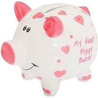 Lesser Pavey Boys/Girls My First Piggy Bank (One Size) (Pink)