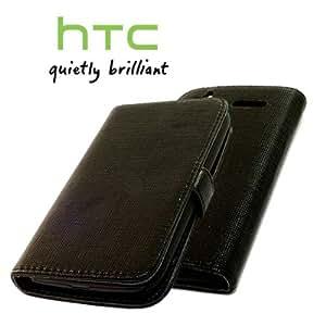Bookstyle Handy Tasche für HTC Sensation (G14) Schwarz