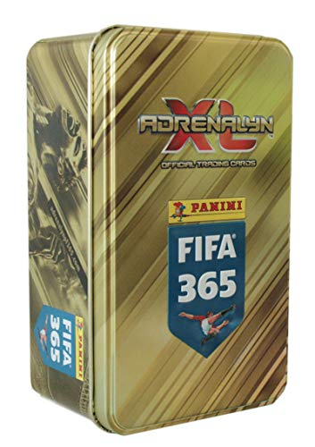 FIFA 365 Adrenalyn XL 2019 Trading Card Classic Tin
