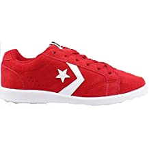 Converse Zapatos One Star All Ton Ox Rojo Red piel 621688All Chuck Taylor gr: 36 uIRAUq05Z