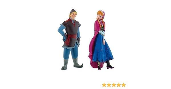 """Offical ELSA Disney Frozen /""""Bullyland/"""" Figure// Cakes Topper"""