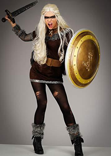 Magic Box Int. Lagertha Style Viking Warrior Kostüm für Damen
