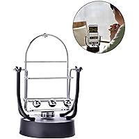 HoneybeeLY Bola giratoria de balanceo giratoria, imitación de Pasos de teléfono móvil, péndulo de Juguete Educativo, Movimiento perpetuo, Accesorios de Mesa