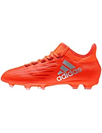 adidas Boys' X 16.1 FG J Football Boots