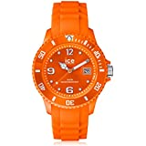 Ice-Watch Armbanduhr Sili-Forever Unisex Orange SI.OE.U.S.09