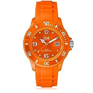 Ice-Watch - ICE forever Orange - Orange Herrenuhr mit Silikonarmband - 000148 (Large)