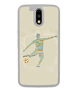 Motorola Moto G4, Moto G (4th Gen) Back Cover Design From FUSON