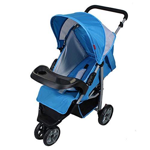 Defect Stroller Leichte Falten kann Baby Licht Gürtel dreirädrige Tellerwagen Outdoor Travel Trolley sitzen