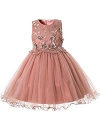 f50383ac0 Amazon.es: Marrón - Vestidos / Niña: Ropa