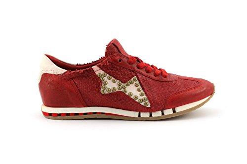 Sneaker A.S.98 941108 FIRE/BIANCO - Size:40