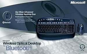Microsoft Wireless Optical Desktop for Bluetooth