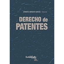 Derecho de Patentes (Spanish Edition)