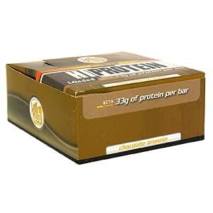 Hi protein bar - 1 boite de 16 barres - Chocolat - Universal nutrition