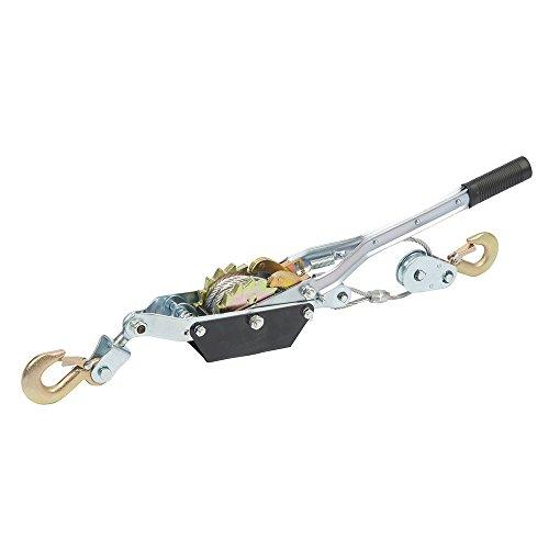 Imagen de Polipasto Manual de Cadena Silverline Tools por menos de 30 euros.
