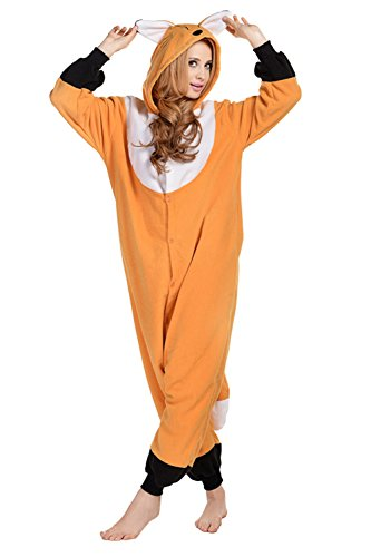 engerla-halloween-pajamas-cosplay-adult-animal-lounge-wear-onesie-coverall-orange-fox-small