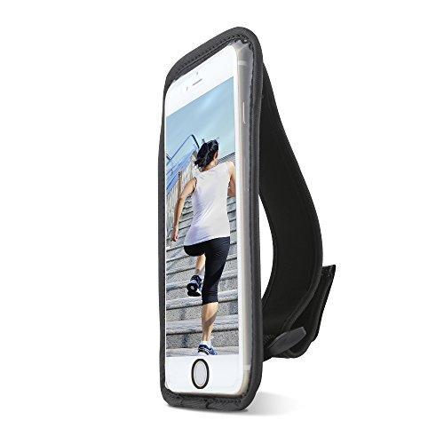 Gear Beast Sports Hand Held Running Case Pouch für Apple iPhone X 66S 5SE Samsung Galaxy S7S6S6Edge. Handy Halterung für Running Joggen Workout Fitness Übung. Wasserdicht mit - Frauen Nike Watch Plus