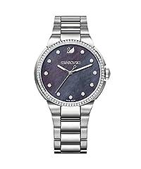 Idea Regalo - SWAROVSKI - SWAROVSKI Città braccialetto di vigilanza grigio 5205990