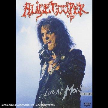 Alice Cooper Montreux 2005 [Edizione: Germania]