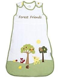 Schlummersack Baby Sleeping Bag 2.5 Tog - Forest Friends - 6-18 months/35inch by Slumbersac