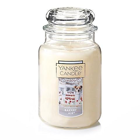 Yankee Candle Large Jar Candle, Bakery