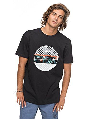 Quiksilver SHD Dry Reefs - T-Shirt - T-Shirt - Männer - XXL - Schwarz