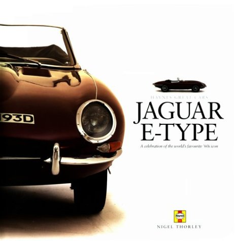 Jaguar E-type (Haynes Great Cars Series) por Nigel Thorley