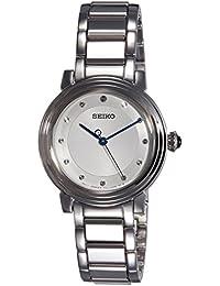 Seiko Reloj Analogico para Mujer de Cuarzo con Correa en Acero Inoxidable  SRZ479P1 4c54da3ce4af