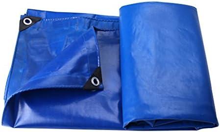 Teloni Tenda Tenda Tenda di tela blu Tela impermeabilizzante prossoezione in Poncho Famiglia Campeggio Giardino Telo di pioggia all'aperto, Spessore 0.4mm, 500g   m2, 8 Opzioni di formato (dimensioni   4  6) | Beautiful  | Sconto  c59cd7