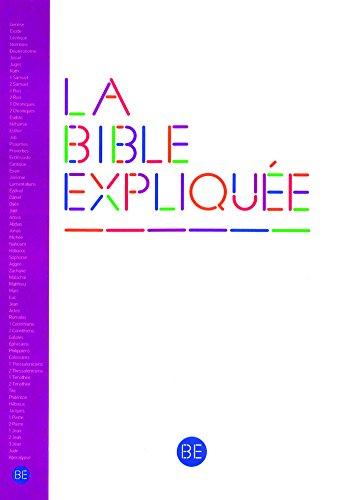 La Bible Expliquée sans les livres deutérocanoniques