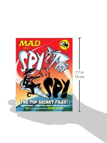 Mad Presents Spy Vs Spy The Top Secret Files TP