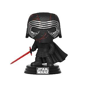 Funko- Pop Star Wars The Rise of Skywalker-Kylo REN Disney Figura Coleccionable, Multicolor (39887)